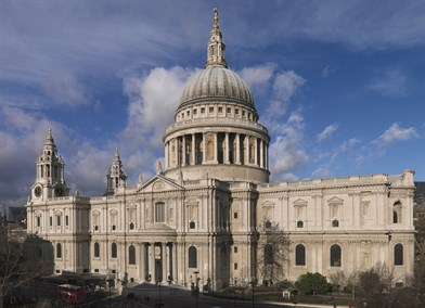 St .Paul 's -Cathedral