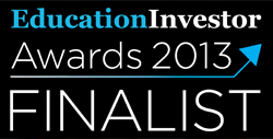 Education Invester Awards 2013
