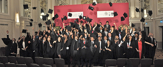 Graduates excel at the 2013 Celebration of Achievement ceremony