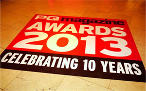 PQ Magazine Awards 2013