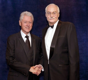 LSBF Joins Bill Clinton and Leading Business Minds at Entrepreneurs 2012
