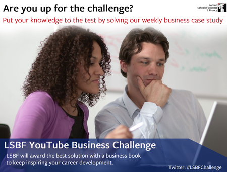 LSBF Youtube Business Challenge