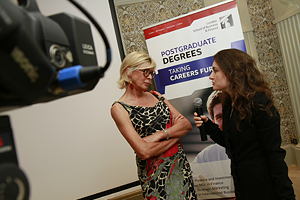 LSBF hosts global conference with Laura Gucci in Rome
