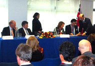 LSBF signs agreement with Colombian government to expand opportunities for students