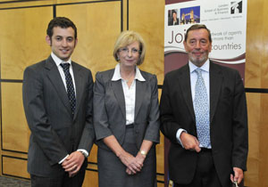Rt Hon David Blunkett MP delivers inspirational lecture at LSBF